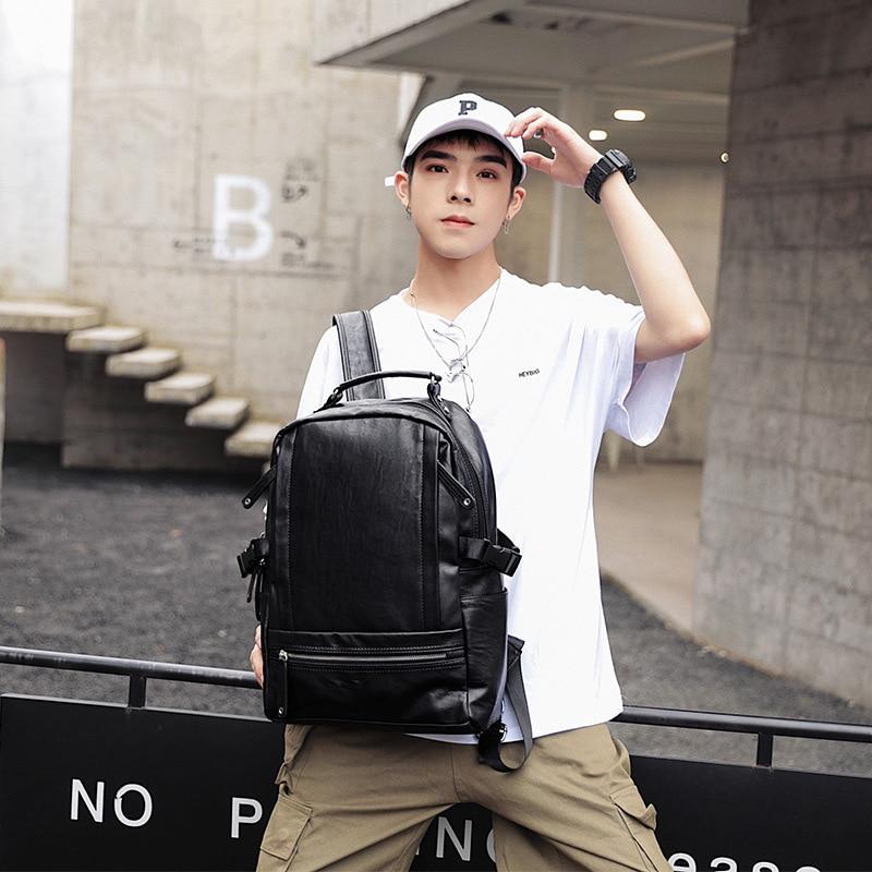 Transer Mini sac à dos sacs à bandoulière voyage F mode hommes Pu-30 haute qualité