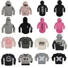 2020ins Hot Autumn Nununu Series Children's Smiley Face Sweater boys hoodies baby girl clothes  boys sweatshirts  boys clothes