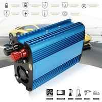 1000 W/2000 W USB Inverter DC 12 V/24 V zu AC 220V Modifizierte Sinus Tragbare auto Power Inverter Ladegerät Converter Adapter Led-anzeige