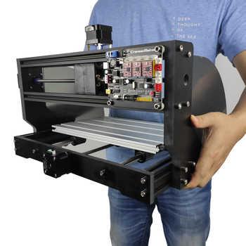 DIY CNC 3018 PRO MAX Laser Engraver 3 Axis PCB Milling Machine Wood Router Offline Bakelite Machine 15W Module Laser Router