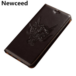 На Алиэкспресс купить чехол для смартфона genuine leather phone bag card slot holder for lenovo k5 pro/lenovo s5 pro phone case stand coque for lenovo z5s flip case funda