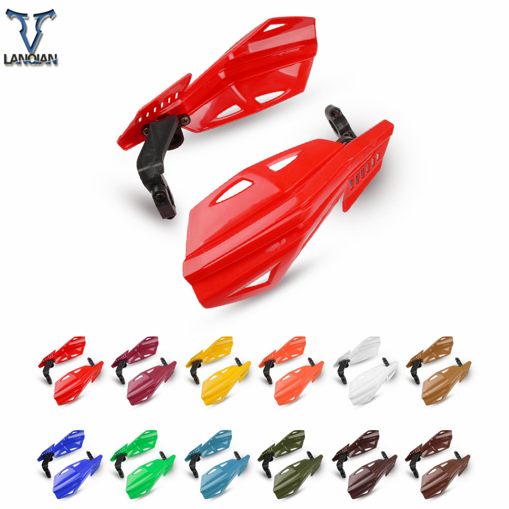 Hand guard motorcycle protection Motocross Shock absorb handguards For HONDA ST1300 ABS NT700V ABS GOLD Wing 1800 ABS Nighthaek