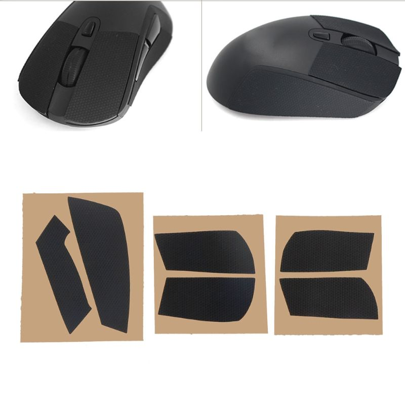 Original Hotline Games Mouse Skates Side Stickers Sweat Resistant Pads Anti-slip Tape For Logitech G403 G603 G703 Mouse