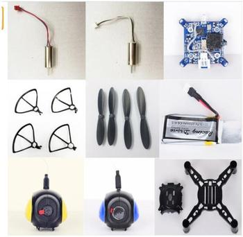 Fayee FY605 DIY Racing Battle RC Drone spare parts blades frame motor body shell receiving board cam