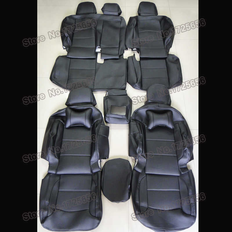 NISSAN JUKE 2010-2017 ARTIFICIAL LEATHER TAILORED SEAT COVERS