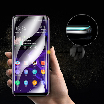 Film For Samsung Galaxy S9 S10 S8 Plus Note 8 9 Screen Protector s10 For Samsung s9 s8 plus S10e screen protector S6 S7 Edge cheap gear vr 5 0 3d vr glasses helmet built in gyro sens for samsung galaxy s9 s9plus s8 s8 note5 note 7 s6 s7 s7edge