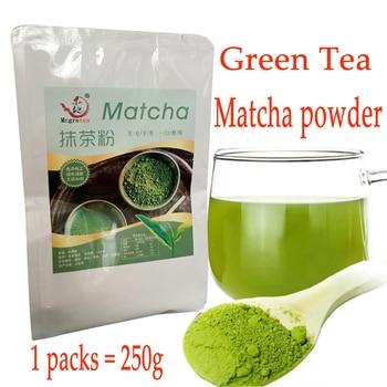 High Quality Matcha Tea Powder 100% Natural Organic Tea Premium 250g Japanese Matcha Green Tea Powder недорого