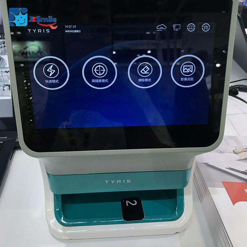 Dental Intraoral CR Imaging Plate Scanner Big Screen Dental Scanner Dental Intraoral CR Imaging Plate Scanner TR-200