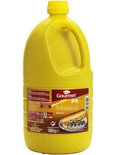Gourmet - Mostaza - 1.85 Kg