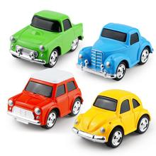 1PC Kids Simulate Alloy Engineering Car Modeling Toy for Decoration Random Color