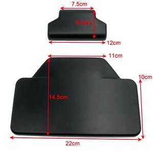 Image 5 - R1250GS F750GS F850GS R1200GS Passenger Backrest Back Pad Rear Saddlebag Trunk Sticker for BMW F800GS ADV / R 1200 GS Adventure