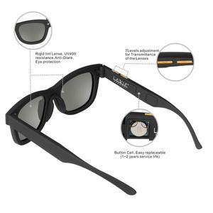 Image 4 - 2020 Electronic Diming Sunglasses LCD Original Design Liquid Crystal Polarized Lenses Factory Direct Supply Patent Technology