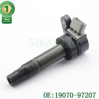 top quality Ignition Coil PAC 19070 97207 1907097207 for toyota