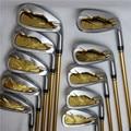 Новые железные клюшки для гольфа HONMA S-05 4 звезды набор утюгов для гольфа 4-11 Aw Sw HONMA Утюги графитовые клюшки для гольфа Бесплатная доставка