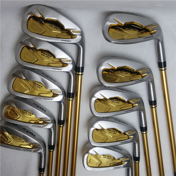 New Irons Golf Clubs HONMA S-05 4star Golf Irons set 4-11 Aw Sw HONMA Irons Graphite Golf shaft Clubs Free shipping golf clubs honma bp 2001 golf putter 33 34 35 inches steel golf shaft and golf headcover free shipping