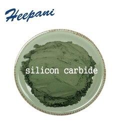 Gratis Verzending 1Kg Met 99.5 Zuiverheid Groene Sic Poeder Ultrafijne 2um Schurende Siliciumcarbide Poeder Voor Wetenschappelijk Onderzoek