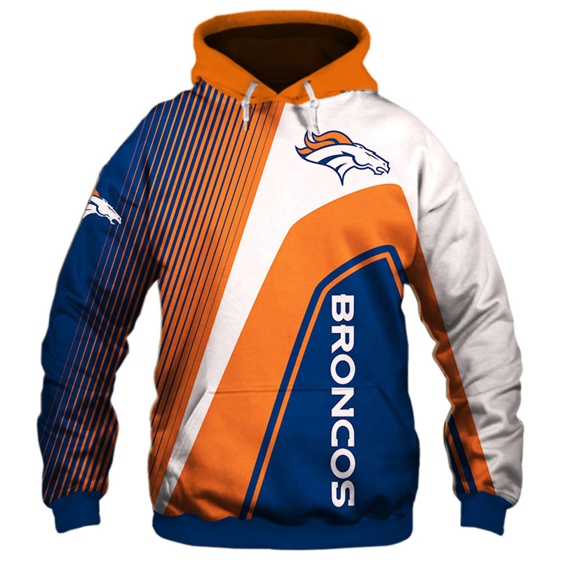 Winzonup Mens Sporty Football Panthers Sweatshirt Casual Pullover Hoodie