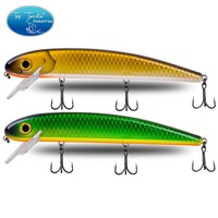 CF Lure 265mm 128g Hot New Topwater Super Jake Minnow Trolling Fishing Lure Hard Bait|Fishing Lures|   -