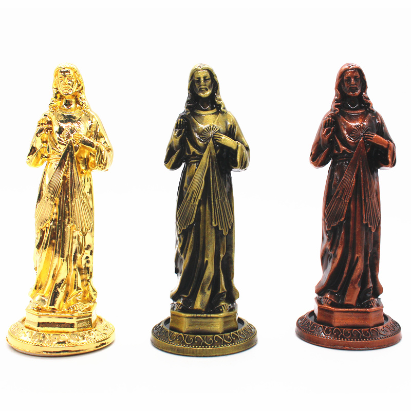 Jesus Decor Holy Father Ornament Icons