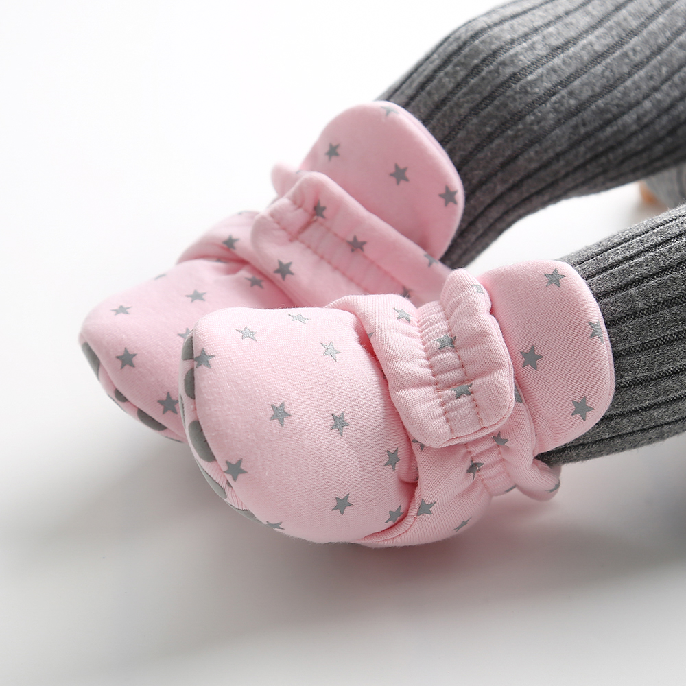 Newborn Shoes Warm Socks Toddler Boots Winter First Walker Baby Girls Boys Soft Sole Snow Booties Unisex Crib Shoes zapatos bebe 6