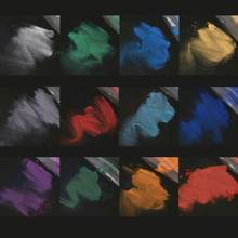 12 цветов 10 г слюда жемчужный порошок Смола пигментный комплект