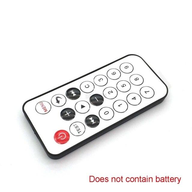 20 מפתחות מיני קטן אינפרא אדום שלט רחוק
