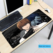 Japanese Anime Death Note Large Mouse Pads for PC Computer L