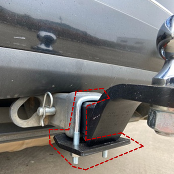 ALWAYSME Trailer Hitch Tightener For 1.25″ And 2″ Trailer Hitches