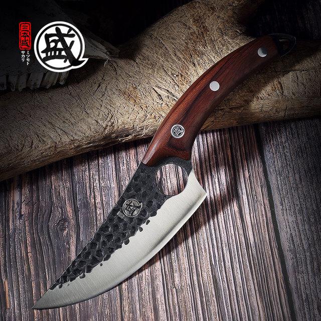 MITSUMOTO Handcrafted Boning Knife 1