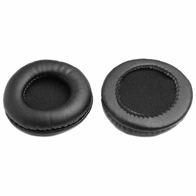 2X60 Mm LR Ear Pads Earpad Cover Pad Pengganti Headphone 6 Cm Pad