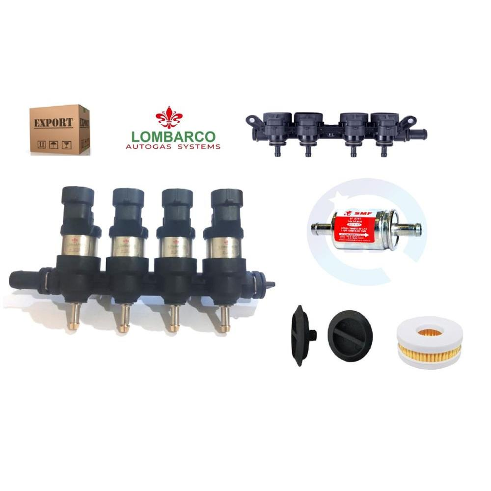 Набор инжекторов Landi landogezo Evo AEB, совместимых с ломбарко Топливный инжектор    АлиЭкспресс