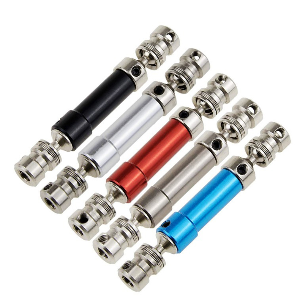 <font><b>Metal</b></font> Rear Drive Shaft for 1/12 <font><b>WLtoys</b></font> <font><b>12428</b></font> 12423 RC Crawler Car Short Course Truck RC Car Accessories Parts image