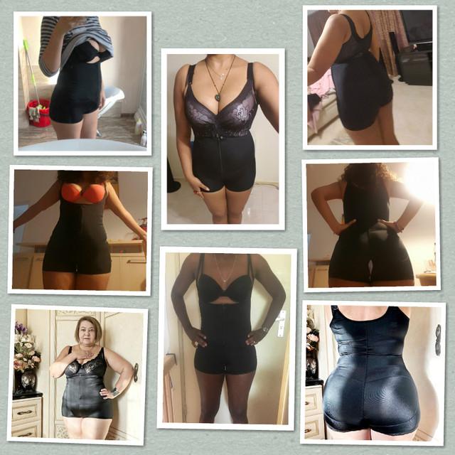 Body shaper Modeling Shapewear