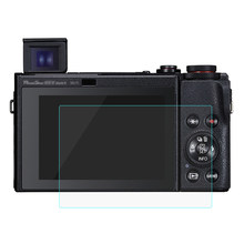 Photographie 2.5D 9H Film en verre trempé pour Canon PowerShot G5 X Mark II/PowerShot G7 X Mark III(China)