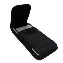 Capa universal para cinto, capa de celular para acampamento ao ar livre de nylon com bolsa para 4.7 / 5 / 5.5 / 6 / 6.3 Polegada telefone