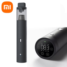XIAOMI Lydsto Wireless Handheld Vacuum Cleaner 10000PA 150PSI Car Air Pump Tyre Inflatable Pump Dust Collector For Car Home Tool