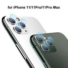 Объектив закаленная пленка Пыленепроницаемая задняя Камера объектив защитная пленка Экран среднего класса против царапин для iPhone 11 Pro XS Max протектор из закаленного стекла Стекло пленка