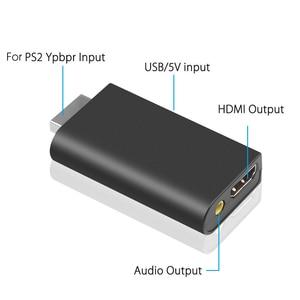 Image 4 - PS2 ために HDMI ビデオ変換アダプタ 3.5 ミリメートルオーディオ出力ハイビジョンミニゲームプレーヤー Hdmi 高品質