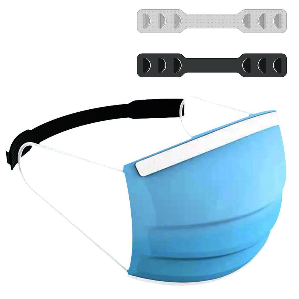 Comfortable Non-slip Face Mask Ear Hook Child Adjustable Earache Preven-tion Fixer Hold The Mask Well, More Comfortable To Wear.