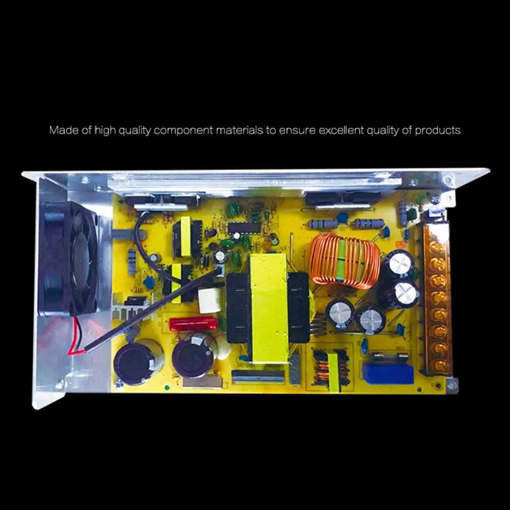 AC 110 V-220 V к DC 12V 60A 720W переключатель питания Драйвер адаптер Светодиодная лента светильник импульсный источник питания трансформатор