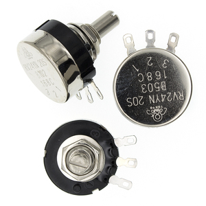 RV24YN20S B102 1K B103 10K B503 50K B504 500K ohm Potentiometer(China)