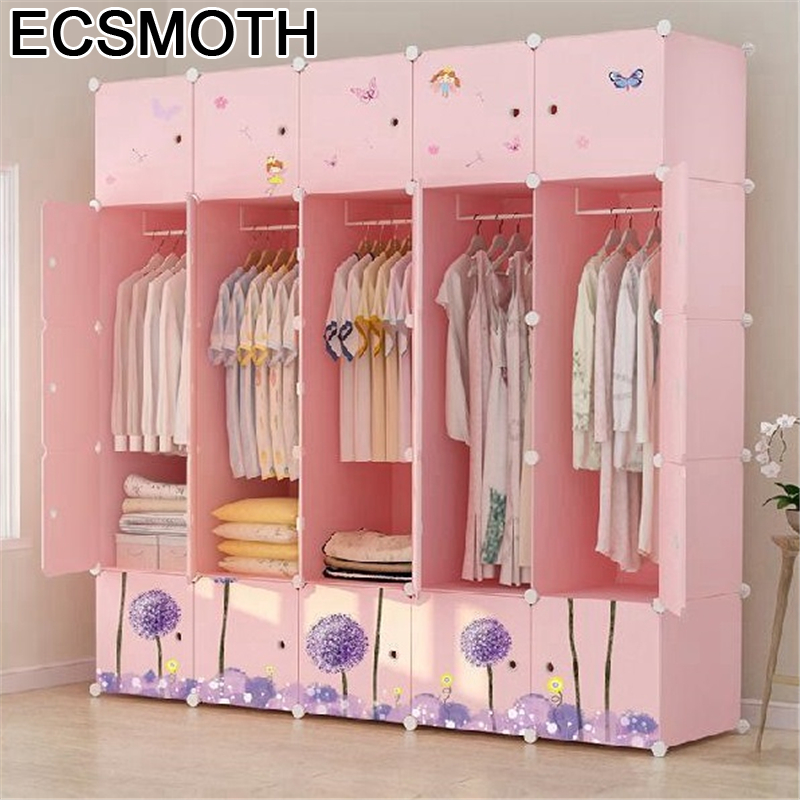 Ropa Armario Ropero Dressing Penderie Chambre Rangement font b Closet b font Bedroom Furniture Guarda Roupa