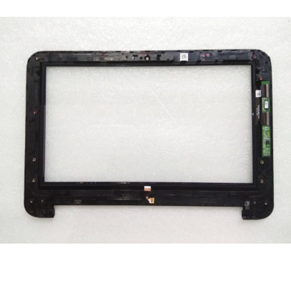 Image 2 - For hp 11 N touch Glass Replacement for HP Pavilion 11 X360 11 N010dx 11 N010dx Series Laptop screen Digitizer-in Laptop LCD Screen from Computer & Office