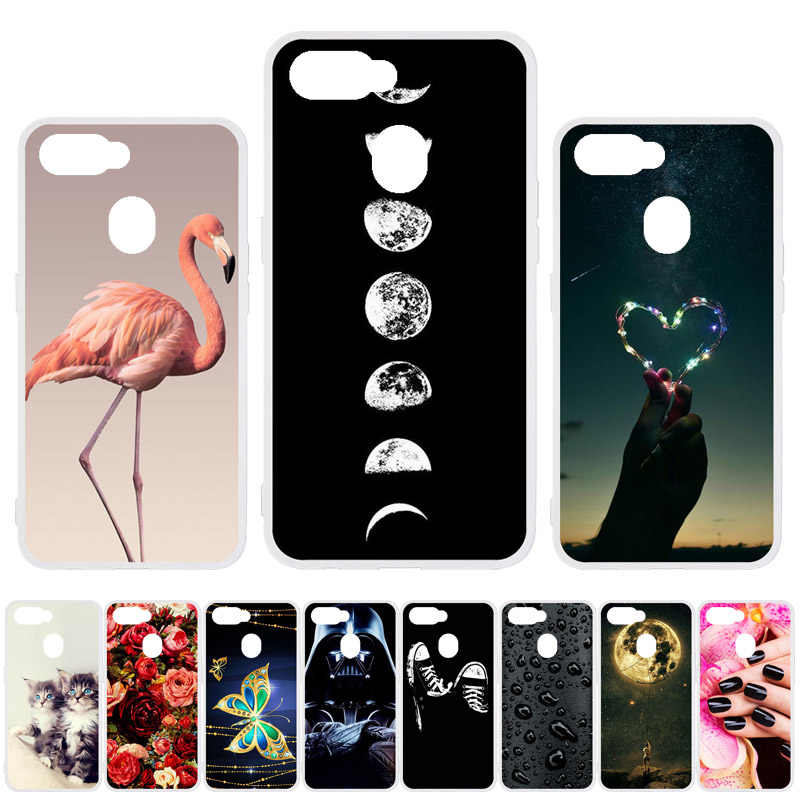 Soft TPU Case For Oppo A5s Cases Silicon DIY Painted Back Phone Coque For Oppo A5s   CPH1909 A1k A9 2020 A5 2020 Case Cover Etui