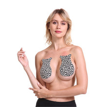 Strapless Adhesive Bra Self Nipple Breast Pasties Cover Reusable Silicone Invisible Lingerie Pad Enhancers Push Up