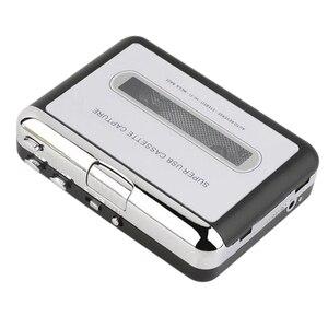 Image 2 - Walkman digital Tape to MP3 conversor usb cassete adaptador de alta fidelidade leitor de música