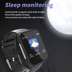 Image 3 - Longet E33 New Smart ECG Bracelet Long Standby Sleep Blood Pressure Heart Rate Monitoring Sports Waterproor for ios Android