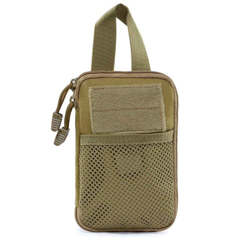 Molle First Aid Hunting Pouch Travel Pocket Organizer Edc Pouch Bag Cordura Nylon