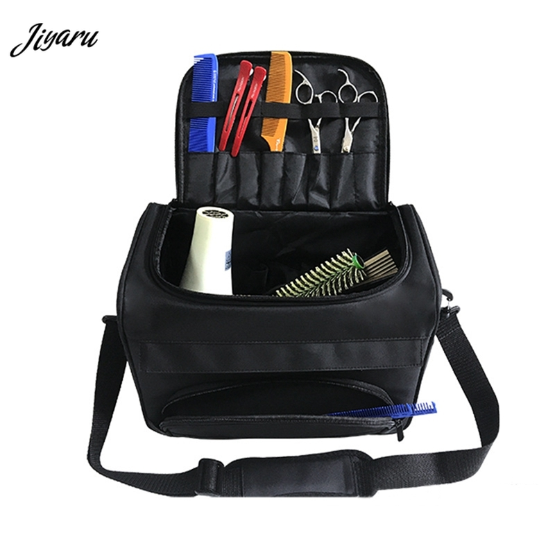 New Hair Scissors Bags Comb Barber Bags Large Capacity Hairdressing Pouch Nylon Scissors Bags Barber Handbags Waterproof