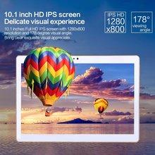 10-дюймовая шпилька для Обучающий планшет Quad-Core 3g Dual-карты мобильного телефона двойная камера GPS навигации Поддержка мульти-Язык